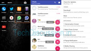Install upto 3 WhatsApp numbers on Single Phone via APK