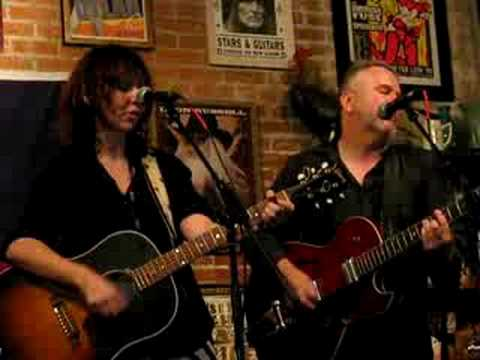 Wreckless Eric / Amy Rigby - AllGood Cafe 9/12/08