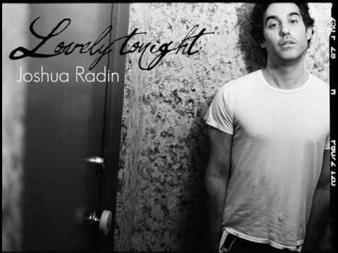 Joshua Radin - Lovely Tonight