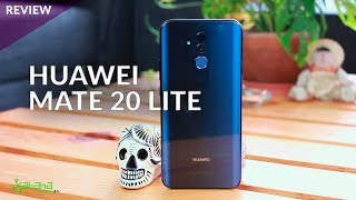 Huawei Mate 20 Lite, EXPERIENCIA DE USO: 4 cámaras y cristal para la gama media
