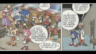 Sonic X Comic Issue 15