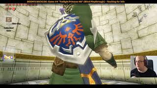 BOOM'S BACKLOG- Game #4: The Legend Of Zelda: Twilight Princess HD (Wii U) (blind) part 25