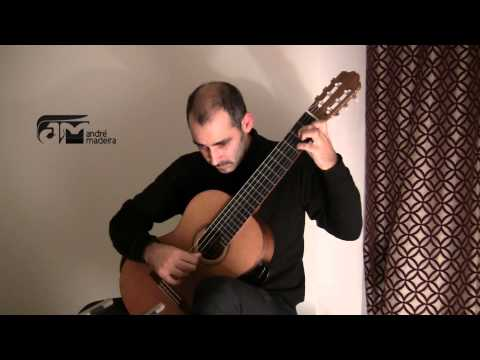 Big Guitar III - Verano Porteño - A. Piazzolla (arr. S. Assad) - André Madeira