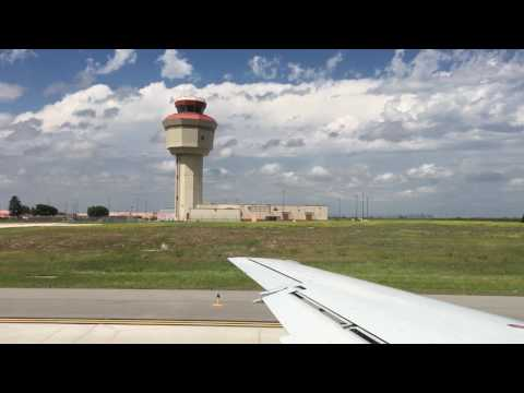 FLIGHT INFORMATION-- ABI - DFW Airline: American Eagle Flight #: 3354 Seat: 15A Aircraft: Embraer ERJ-140 Aircraft Registration: N843AE (old American Eagle livery) Flight Duration: 37 minutes...