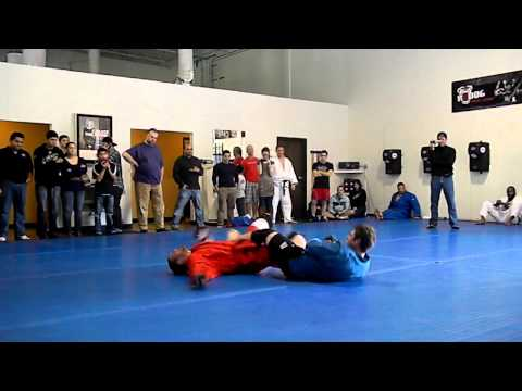 Combat Sambo Demonstration Image 1