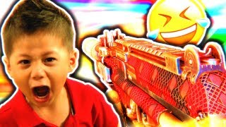 BIGGEST TRASH TALKER... GETS DESTROYED ? | Level 670 Black Ops 3