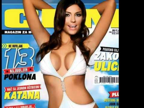 Ameri izabrali NAJLEPSE SRPKINJE! TOP 10 Hottest Serbian Famous Women