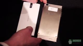 Lenovo K900 vs. OPPO Find 5 - first look