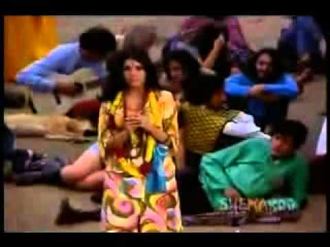 Phoolon Ka Taron Ka   Dev Anand   Zeenat   Hare Rama Hare Krishna   Bollywood Evergreen Songs video