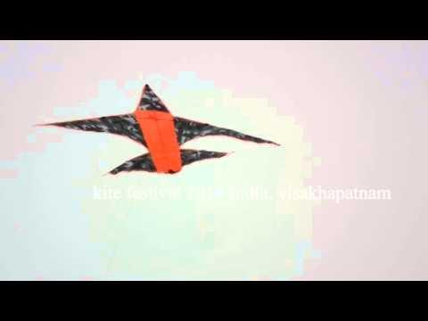 kite festival,Visakhapatnam India
