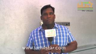Robo Shankar At Aarathu Sinam Movie Team Interview