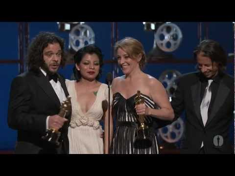 """Inocente"" winning Best Documentary Short"