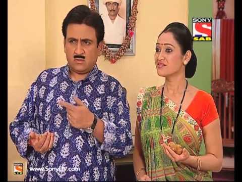 Taarak Mehta Ka Ooltah Chashmah - Episode 1500 - 17th September 2014 video