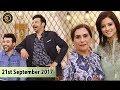 Salam Zindagi - 21st September 2017 - Top Pakistani Show