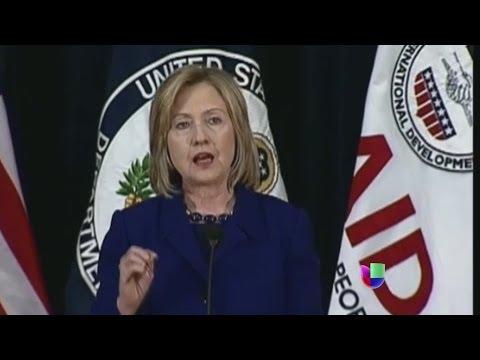 ¿Qué opinaba Hillary Clinton sobre Mónica Lewinsky? -- Noticiero Univisión