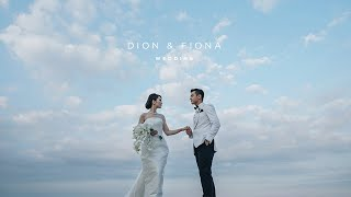 Download Lagu Dion Wiyoko & Fiona Anthony Wedding | Bali Gratis STAFABAND