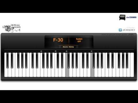 The Godfather - Virtual Piano