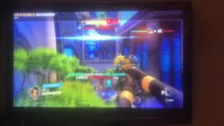 Overwatch: DeutscheAmerika - DVa - Quad Kill game winner