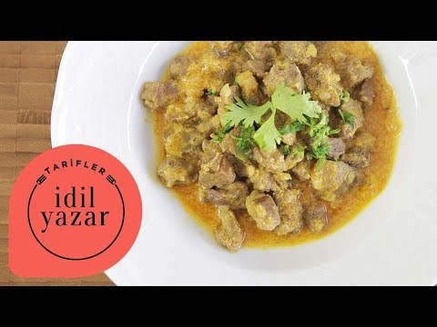 Körili Kuzu Tarifi - İdil Tatari - Yemek Tarifleri