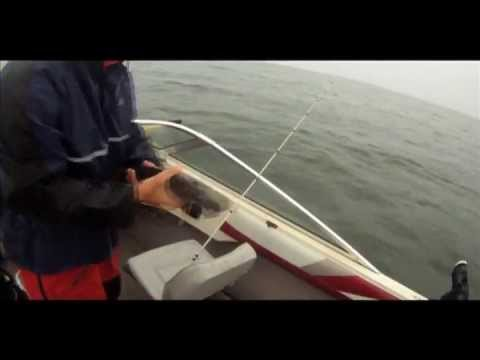 May 8th Pike Fishing EC6 Inner Bay - Nate Prusky/SpennyFish GoPro