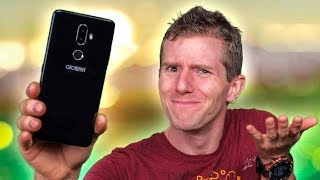 Buying a $150 Phone - Alcatel 3V Review