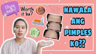 My SKINCARE 2019 + Quick Review | Filipina in China ღ