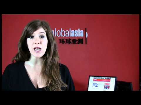 Informativos Global Asia TV 10/01/2011