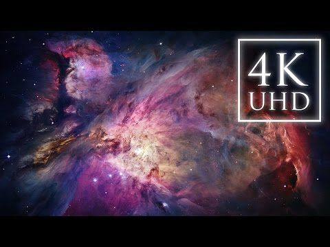 The Orion Nebula  ~ Ultra HD 4K ~