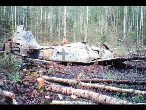 WW2 Tank Wrecks http://all-kvn.ru/video?watch=QzExa21VcDJqRE0%3D