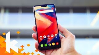 Gut, besser: OnePlus 6? (review)