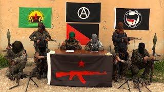 Antifa Joins War In Syria