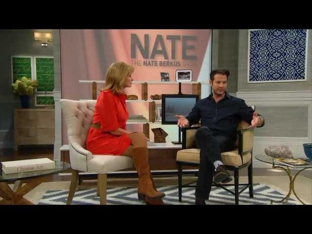 Deidre Hall on the Nate Berkus Show