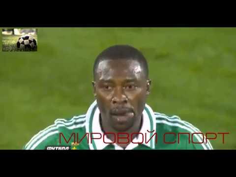 Shola Ameobi goal  ( 1 : 2  Italy vs Nigeria ) 18. 11. 2013