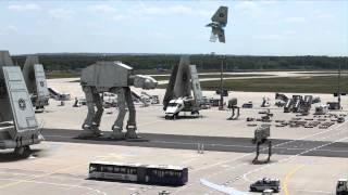 Que pasaría si las naves de Star Wars aterrizan en Alemania