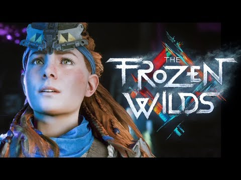 БОЙ С ОГНЕКЛЫКОМ! ФИНАЛ - Horizon Zero Dawn: The Frozen Wilds