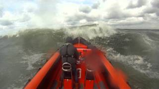 XS-ribs 850 Four Elements riding heavy waves (part 2)