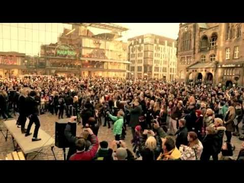 Oppan Gangnam Style Official Flashmob In Germany - Public Dancing - Psy - Music Video video