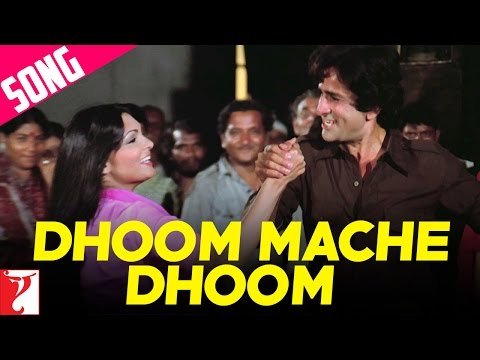 Dhoom Mache Dhoom - Song - Kaala Patthar