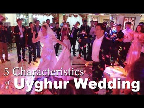5 Characteristics of a Uyghur Wedding