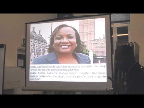 Is Diane Abbott Racist or not?