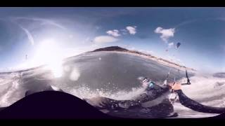 360 video - Biotherm The Dose: Youri Zoon Kitesurfing by Scopic