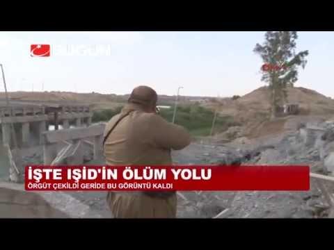 IŞİD 300 PKKLIYI İNFAZ ETTİ
