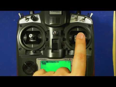 Firmware Open9x for Turnigy T9x/FlySky TH9x - Introduction to firmware and options - ENG