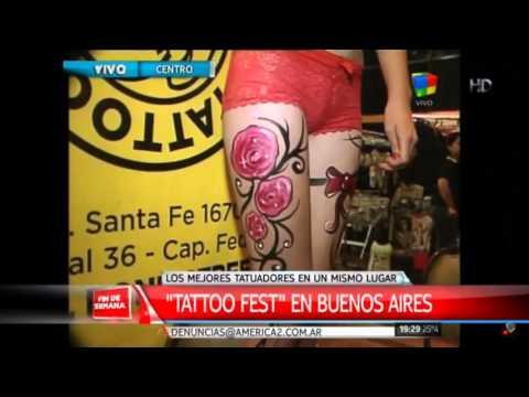 Tatoo Fest en Buenos Aires
