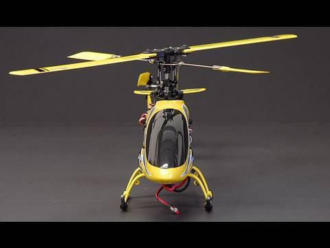 Exceed G2 400 size Rc Helicopter Review 3DT Tony