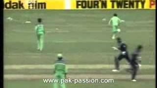 India vs Pakistan 1992 World Cup Part-1