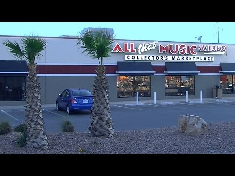 All That Music  El Paso, Texas  Record Stores Across America S0503  Vinyl Community