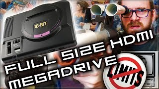 Pushing the HD Genesis Limits - HD Mega Drive | Nostalgia Nerd
