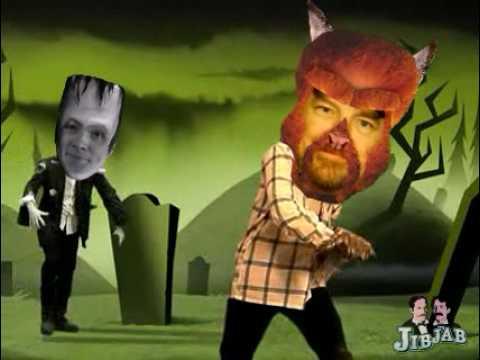 the supernatural monster mash too funny supernatural
