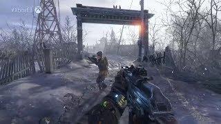 Metro Exodus Trailer - E3 2018